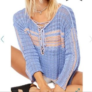 Free People Marina Bay Knit Sweater